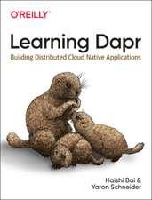 Learning Dapr