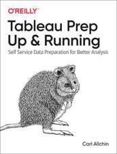 Tableau Prep – Up & Running