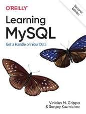 Learning MySQL 2e