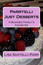 Parrtelli Just Desserts