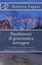 Fondamenti Di Grammatica Norvegese