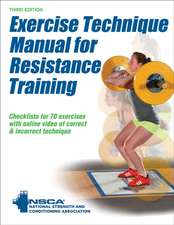 Exercise Technique Manual for Resistance Training 3rd Edition with Online Video:  Upper Body