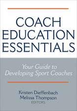 Coach Education Essentials