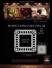 Premium Cake Decorating; Cake Collar 015