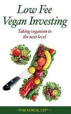 Low Fee Vegan Investing