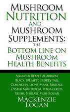 Mushroom Nutrition and Mushroom Supplements