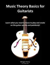 Music Theory Basics for Guitarists