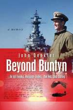 Beyond Buntyn