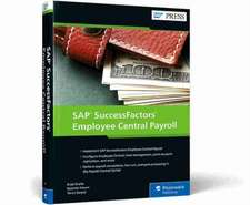 SAP SUCCESSFACTORS EMPLOYEE CENTRAL PAYR