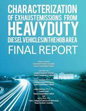 Characterization of Exhaust Emissions from Heavy-Duty Diesel Vehicles in the Hgb