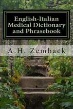 English-Italian Medical Dictionary and Phrasebook