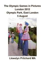 The Olympic Games in Pictures London 2012 Olympic Park, East London 5 August
