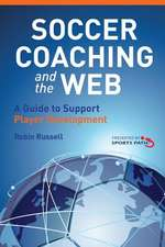 Soccer Coaching and the Web
