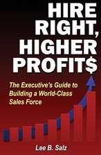 Hire Right, Higher Profits