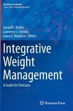 Integrative Weight Management: A Guide for Clinicians