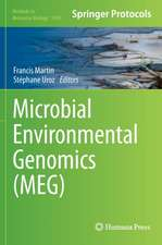 Microbial Environmental Genomics (MEG)