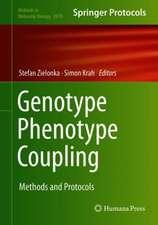 Genotype Phenotype Coupling