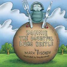 Donnie the Doubtful Dung Beetle
