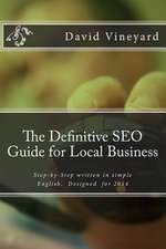 The Definitive Seo Guide for Local Business