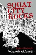 Squat City Rocks