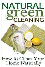 Natural Green Cleaning