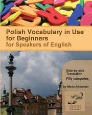 Polish Vocabulary in Use for Beginners