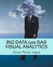 Big Data Con SAS Visual Analytics