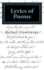 Lyrics of Poems