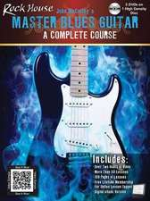 Rock House Master Blues Guitar