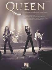 Queen: For Singers with Piano Accompaniment
