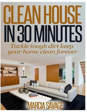 Clean House in 30 Minutes