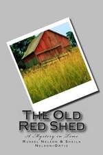 The Old Red Shed