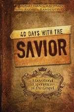 40 Days with the Savior