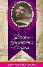 Letters to Grandmas & Papas