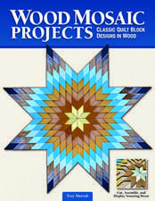 Wood Mosaic Projects