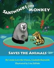 Sakiwinki the Monkey Saves the Animals