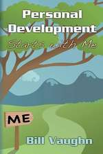 Personal Development Starts with Me