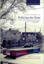 Policing the State, Second Edition
