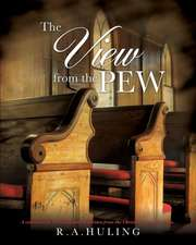 The View from the Pew