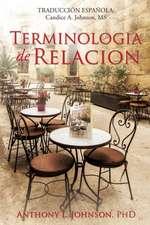Terminologia de Relacion
