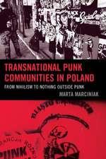 Transnational Punk Communities in Poland