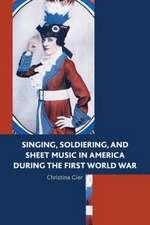 SINGING SOLDIERING SHEET MUSICPB