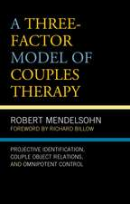 THREE FACTOR MODEL OF COUPLES