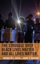 STRUGGLE OVER BLACK LIVES MATTPB