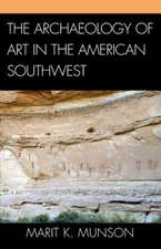 ARCHAEOLOGY OF ART IN THE AMERPB
