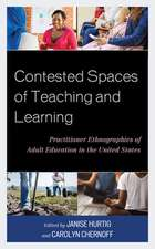 CONTESTED SPACES OF TEACHING ACB