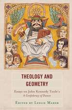 THEOLOGY AND GEOMETRY ESSAYS
