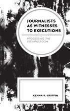 JOURNALISTS AS WITNESSES TO EXCB
