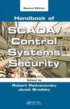 Handbook of Scada/Control Systems Security:  Synthetic and Natural Compounds