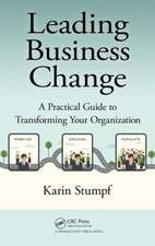 Leading Business Change